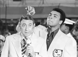 Howard Cosell and Ali
