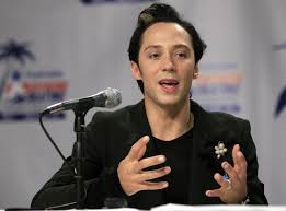 Johnny Weir Olympic Commentator